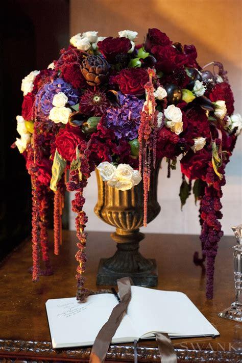 80 best images about burgundy wine wedding flowers on wedding flower arrangements