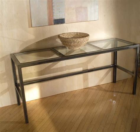 Glass Entry Table 20 Beautiful Glass Entry Table Ideas