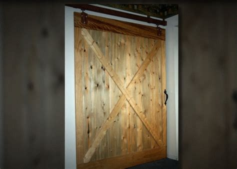 1000 Images About Interior Barn Doors On Pinterest How To Install Barn Doors Inside