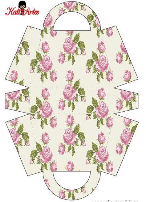 flores bolsos de papel para imprimir gratis ideas y