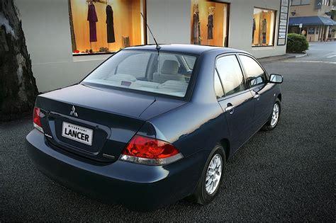 mitsubishi cars 2003 mitsubishi lancer specs 2003 2004 2005 2006 2007