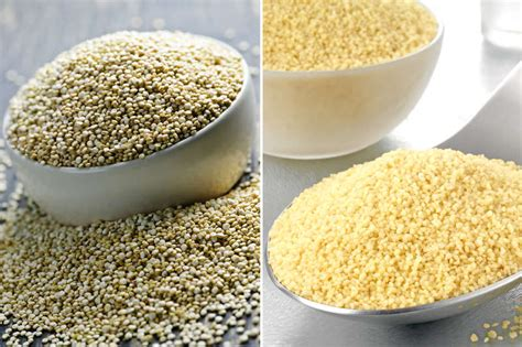 difference between quinoa and couscous erinnudi com