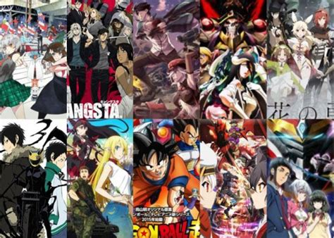 anime fantasy action action anime summer 2015 fantasy mystery recommendations