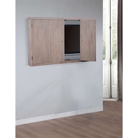 tv wall cabinet with doors 20 best collection of wall mounted tv cabinets with doors