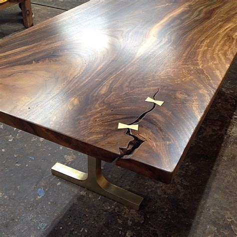 custom wood table custom slab tables live edge coffee tables in san diego ca