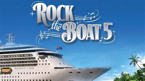 what channel is rock this boat on channel 9 mornings win a south pacific cruise on t