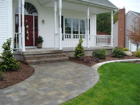 curved walkway from driveway to front door google search gardening pinterest walkways