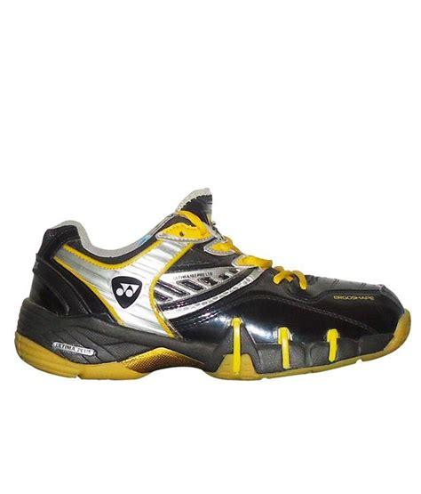 yonex sport shoes yonex ultima 102 pro black sports shoes price in india