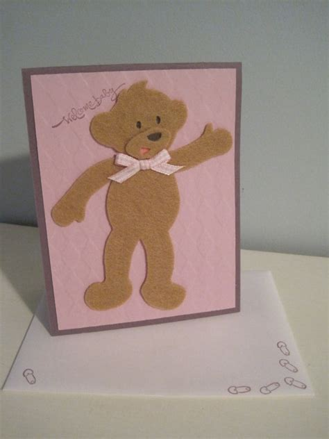 Handmade Teddy Cards - 67 best images about teddy cards on teddy
