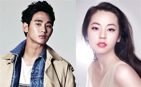 kim soo hyun sohee kim soo hyun and sohee reported to be dating for a year