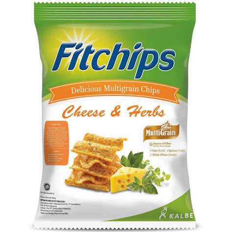 fitchips cheese herbs