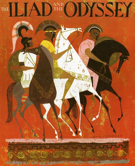the artist s odyssey books homer for readers vintage illustrations for iliad