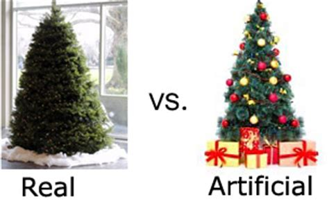 real vs artificial christmas tree which do you prefer