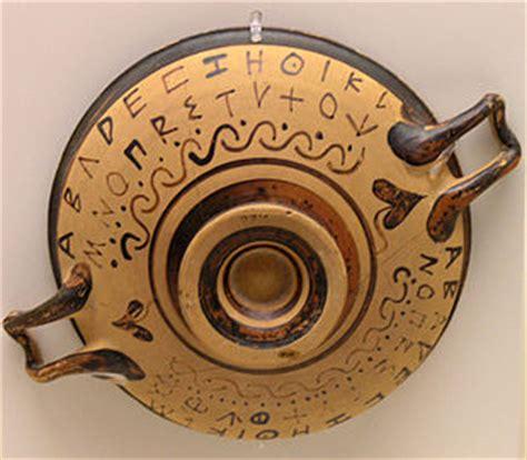 lettere greche pronuncia alfabeto greco