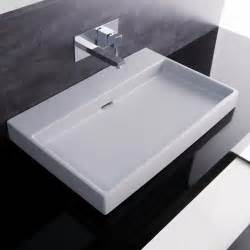 urban 70 white wall mount or countertop bathroom sink bathroom sinks 171 simple designs design bookmark 14705