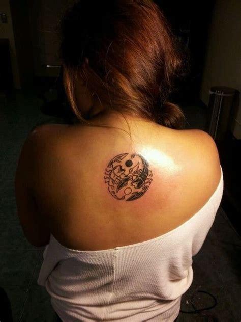 tattoo yin yang animal the yin yang tattoo tattoodo