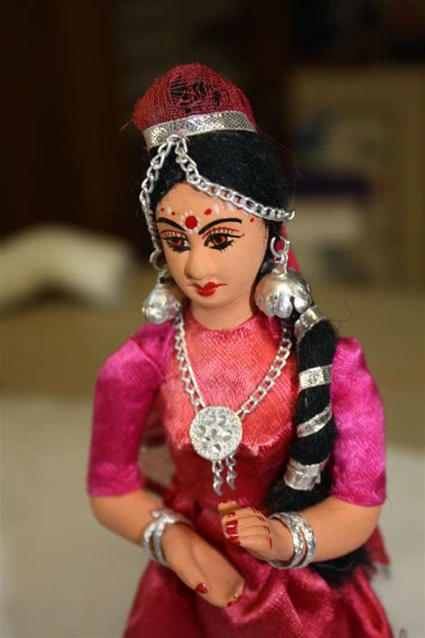hindi composition on doll vintage composition doll from india bharata natyam