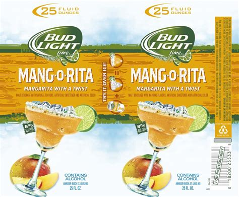 Bud Light Lime Calories by Budweiser Plans Mang O Journal