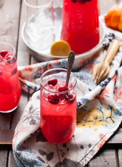 Lemonade And Cranberry Detox And Flare Ups by 361 Best Delicious Drink Recipes With Berries Images On