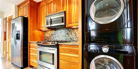 best washer and dryers how to choose the best stackable washer and dryer