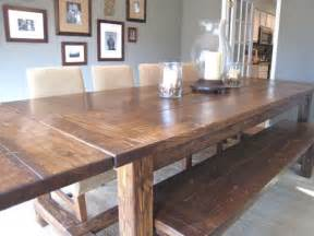 table plans small: wood working idea looking for rustic dining room table plans free
