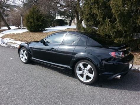 2004 mazda rx8 coupe buy used 2004 mazda rx8 coupe rotary low mint