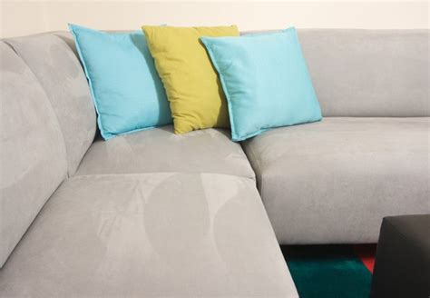 clean microfiber sofa how to clean a suede bob vila