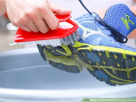 running shoe cleaner how to clean shoes stay at home