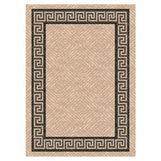 Overstock Indoor Outdoor Rugs Overstock Woven Indoor Outdoor Key Beige