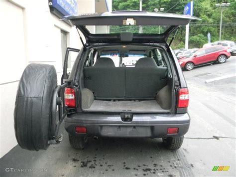 kia sportage 2000 interior 2000 kia sportage 4x4 trunk photo 49698745 gtcarlot