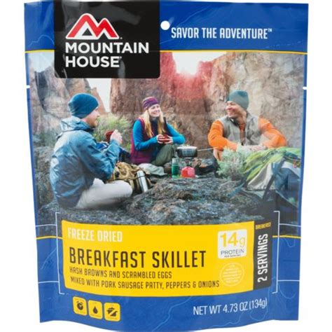 Backpackers Pantry Vs Mountain House by C Food Academy