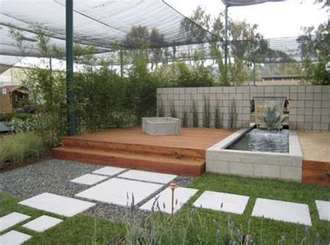 modern landscaping ideas for backyard 2011 amazing modern landscape garden design dhomedesigns