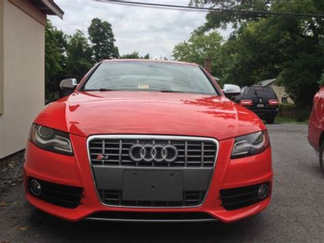 audi s4 clutch sell used 2010 audi s4 b8 mint condition 7 speed dual