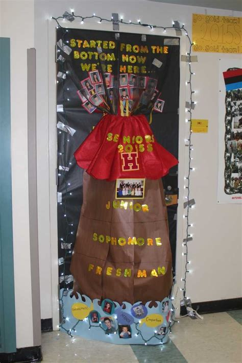 Homecoming Door Decorations by Haverford Homecoming Door Decorating Contest Winners For 2014