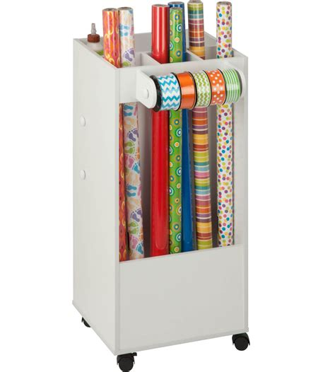 gift wrap organizers gift wrap cart in gift wrap organizers
