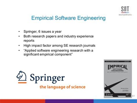 research papers in software engineering research paper on software engineering