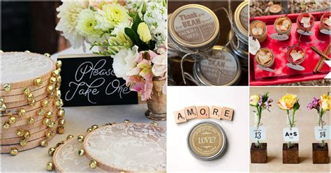 40 frugal diy wedding favors your guests will actually want to take home diy crafts - Wedding Guest Favors Diy 2
