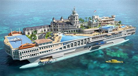 How Big Is 500 Square Feet by 1 Billion Streets Of Monaco Superyacht Hiconsumption