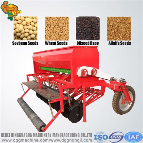 farm 12 rows rice grass seed planter small seed drills for