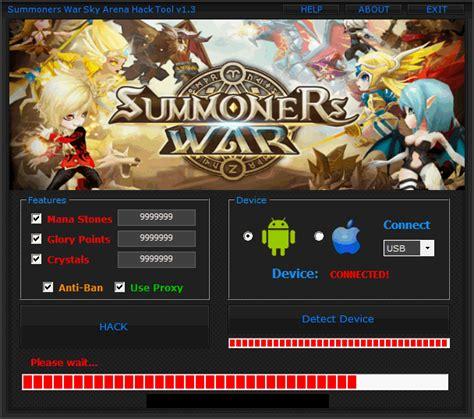tutorial hack summoners war summoners war sky arena hack tool android ios