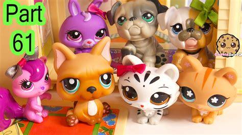 bobblehead lps lps mommies me part 61 littlest pet shop series