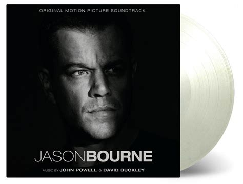 Inlander Album Ultimatum Format original soundtrack jason bourne powell david buckley catalog on vinyl