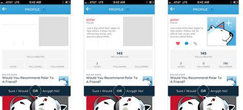 app layout not loading lukew mobile design details avoid the spinner
