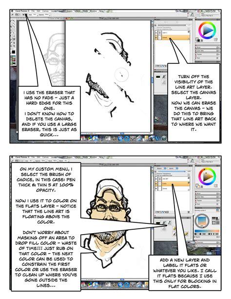 tutorial coreldraw photo paint 12 corel painter tutorial 4 of 12 by r0tti on deviantart