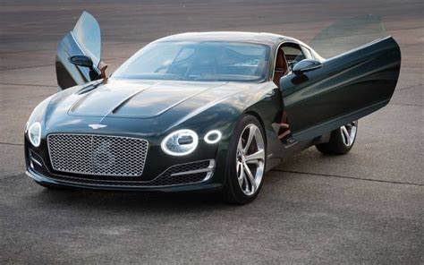 Bentley Continental Specs Next Generation Bentley Continental Gt Will Get All New Design