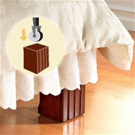 bed leg covers to cover legs on bed frame small spaces nyc living pinterest