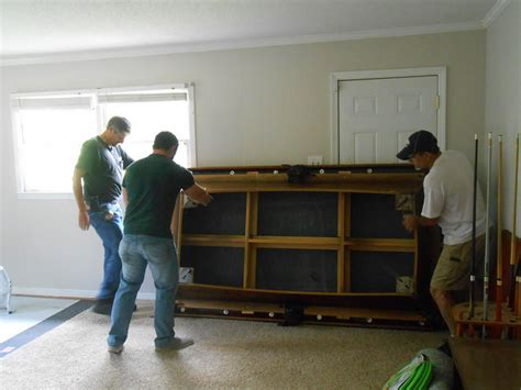 how to move a pool table how to move a pool table within your home gtogame tables