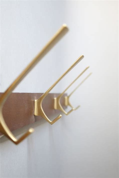contemporary coat hooks 25 best ideas about modern coat hooks on pinterest