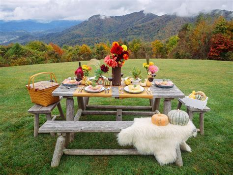 farm decorations for home fall entertaining idea farm to table dinner party hgtv
