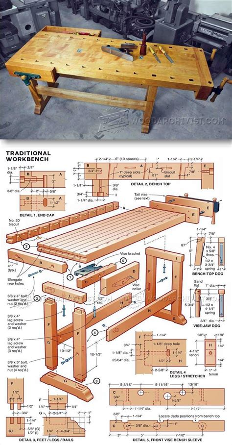 tips for benching diy workbench workshop solutions projects tips and